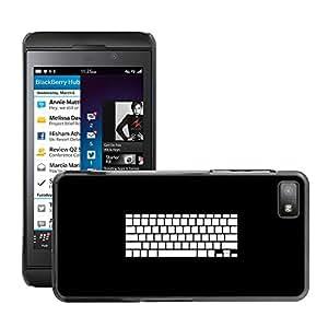 Super Stellar Slim PC Hard Case Cover Skin Armor Shell Protection // M00049059 computer black aero keyboard // BlackBerry Z10