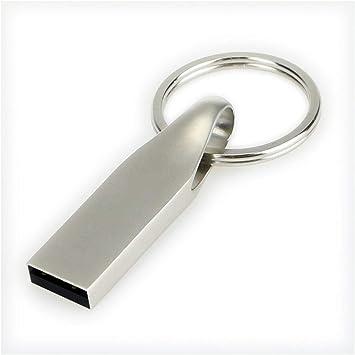Memoria USB de 128 GB/256 GB/512 GB/1 TB/2 TB, con Llavero, Resistente al Agua ya Prueba de Golpes 128 GB
