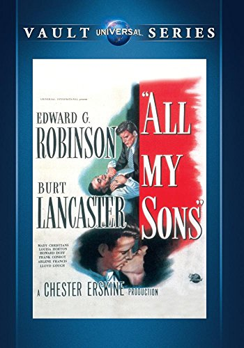 All My Sons (1948) (High School Debut Dvd)