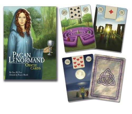 The Pagan Lenormand Oracle by Gina M. Pace 2014-09-08 ...