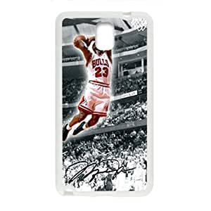 Bulls 23 flying man Jordon Cell Phone Case for Samsung Galaxy Note3