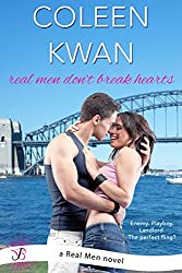 Real Men Don't Break Hearts: A Real Men Novel (Real Men series Book 1)