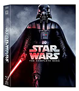 Star Wars: Complete Saga [Blu-ray] (Bilingual) [Import]