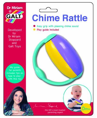 Galt Toys 1004213 Klingelrassel