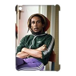C-EUR Bob Marley Pattern 3D Case for iPad Mini