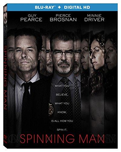 Spinning Man [Blu-ray]