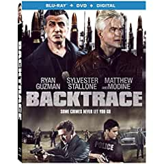 Sylvester Stallone and Matthew Modine star in BACKTRACE on Blu-ray, DVD, Digital Feb. 19 from Lionsgate
