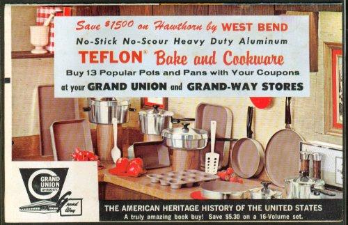 west-bend-teflon-bake-cookware-coupon-booklet-1966