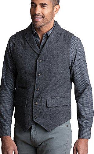 Classic Wool Vest (Rhett Classic Tweed Wool Vest)