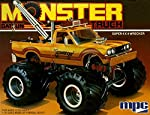 C.P.M. MPC MPC852 1:25 1975 Datsun Scavenger Monster Pickup Model from MPC