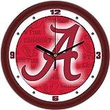 NCAA Alabama Crimson Tide Wall Clock