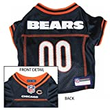 Pet Care Preferred Chicago Bears Dog Jersey - XX-Large