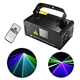Mini Remote DMX 8 CH Green Blue Cyan Mixing Color Stage Lighting DJ Dance Party Show Projector Lights ADM-GBC200