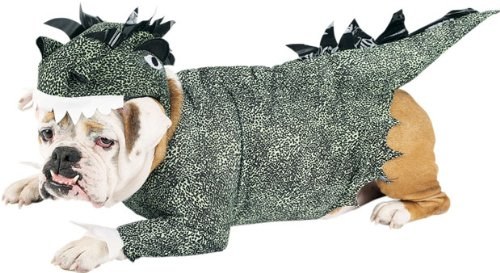 Doggie Dinosaur Halloween Costume (Large)