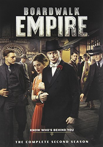 DVD : Boardwalk Empire: The Complete Second Season (Boxed Set, Slipsleeve Packaging, , Repackaged, 5 Disc)