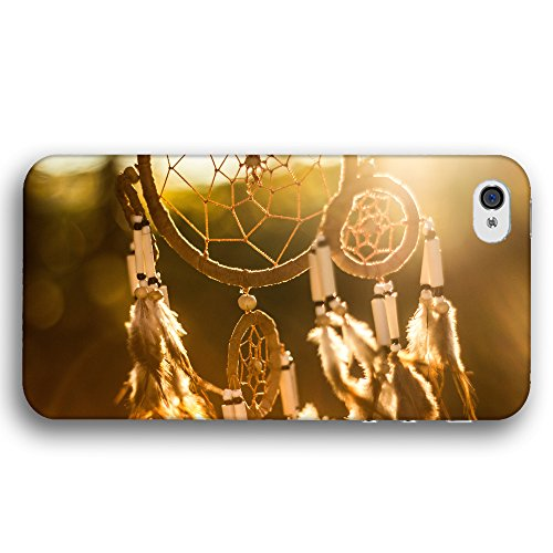 Native American Dream Cather with Feathers Apple iPhone 4 / 4S Phone Case