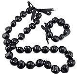 Kukui Nut Lei Necklace / Bracelet Set