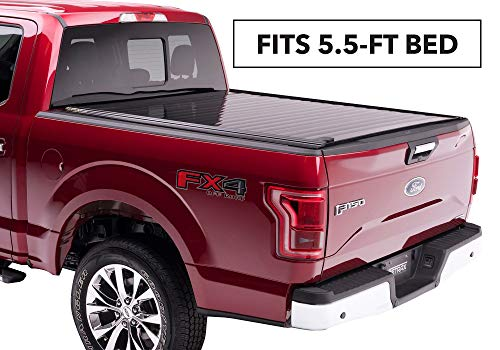 Tonneau Toyota 4runner Cover - RetraxPRO Retractable Truck Bed Tonneau Cover | 40230 | fits Ram 1500 5.7' Bed (09-18) and 1500 Classic (2019) w/ STAKE POCKET