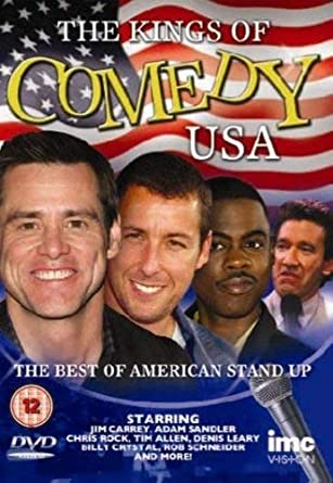 Amazon com: The Kings Of Comedy USA - Stand Up Routines from