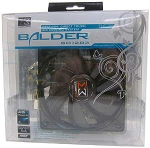 Xigmatek Desktop Computer Heatsink Cooling Fan BALDER SD1283