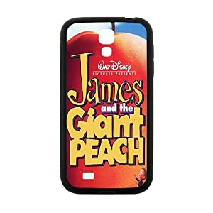 SANLSI James and the giant peach Case Cover For samsung galaxy S4 Case