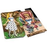 Alice in Grinderland Alice Grinder Card by V. Syndicate