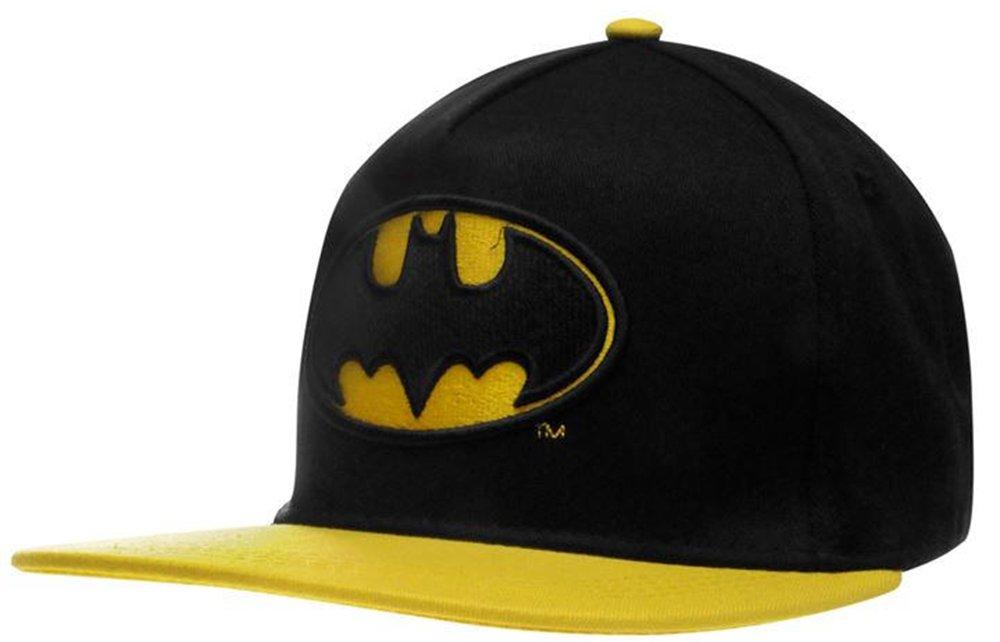 Character Herren Cap Flacher Schirm batman