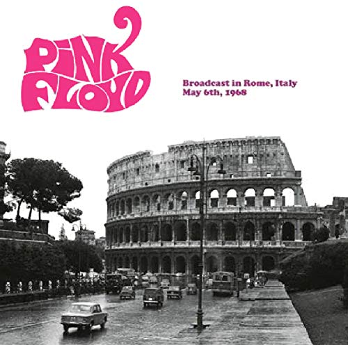 Vinilo : Pink Floyd - Broadcast In Rome 1968 (LP Vinyl)