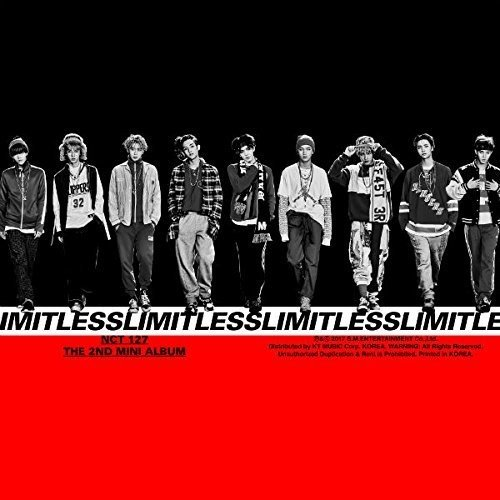 Nct 127 Limitless by Sm Entertainment