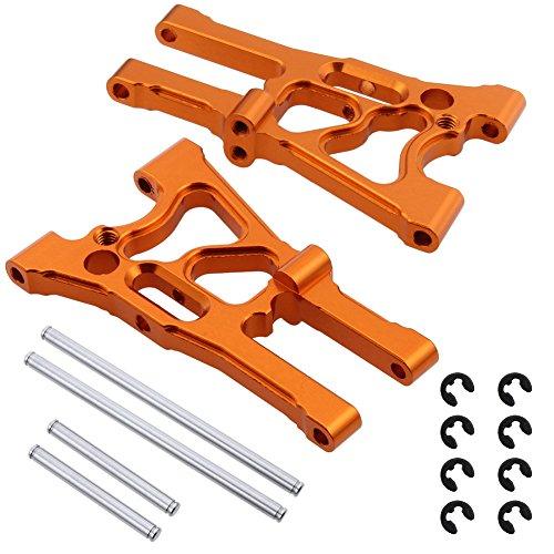 Hobbypark Front Suspension Arm(Al.) Set for HPI WR8 Flux Rally 3.0 Ken Block Option Hop-Up