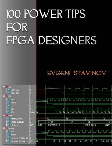 100 Power Tips FPGA Designers product image