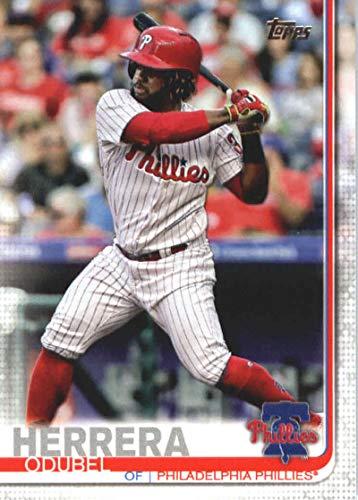 2019 Topps Series 1 Baseball #224 Odubel Herrera Philadelphia Phillies Official MLB Trading Card ()