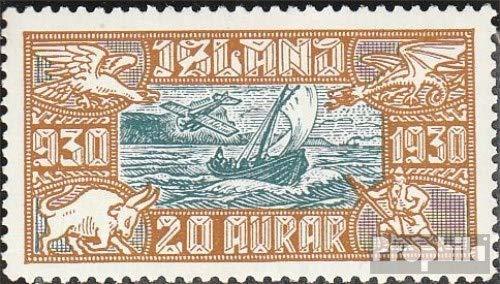 Prophila Collection Island 143 1930 Tausendjahrfeier (Briefmarken für Sammler)
