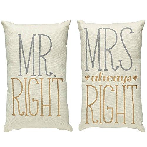 Bundle of 2 Collins Pillows - 7.5'' x 12''