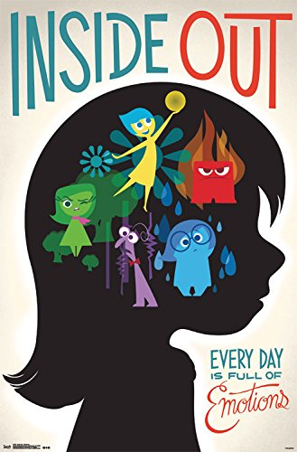 Trends International Inside Out Emotions Wall Poster 22.375""