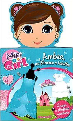 Livres gratuits en ligne Ambre, ma princesse à habiller pdf
