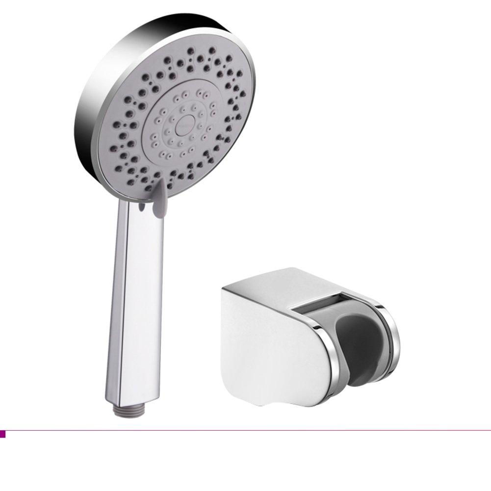 Amazon.com: Cabezal de ducha de cinco funciones 5-Cabeza ajustable de la ducha de la velocidad Ducha de mano Ducha-C: Home Improvement