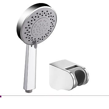 Cabezal de ducha de cinco funciones 5-Cabeza ajustable de la ducha de la velocidad