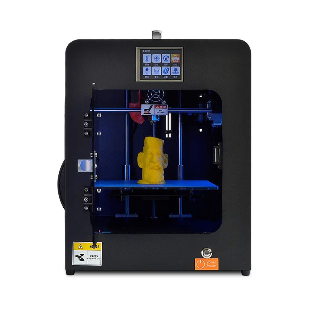 QPLNTCQ Impresora 3D Impresora 3D Mini Soporte for Estudiantes pla ...