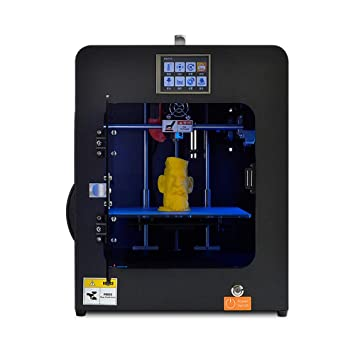 ZHQEUR Impresora 3D Mini Soporte for Estudiantes pla abs ...