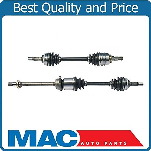 Replacement Parts New Rear Left and Right Cv Shaft Axles for ...