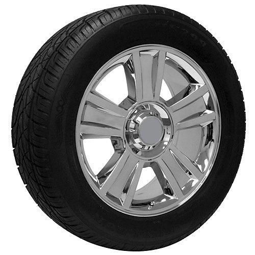 chevy 20 inch factory wheels - 3