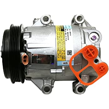 Delphi CS10072 New Air Conditioning Compressor