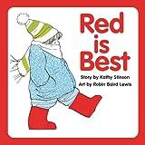 Red Is Best, Kathy Stinson, 1554513642