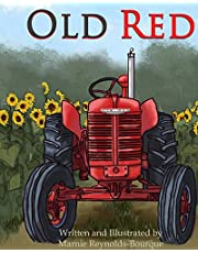 Old Red: An old tractor gets a new life!