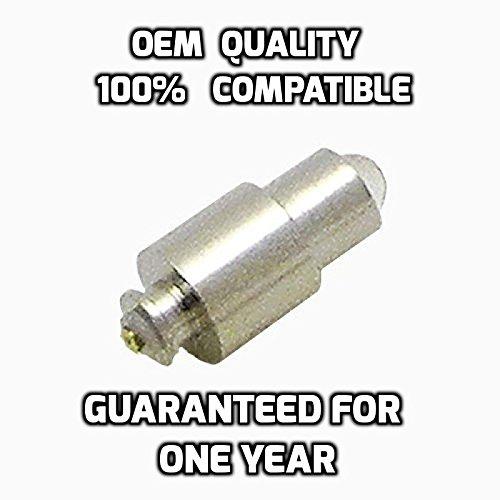 06500 Welch Allyn WA-06500 OEM Quality Replacement Compatible Bulb Lamp for Macroview Otoscope 06500, 6500, WA06500,WA-06500-U