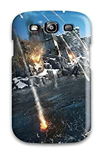 Sanp On Case Cover Protector For Galaxy S3 (assassin's Creed: Rogue)