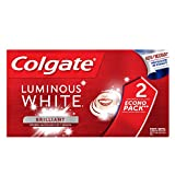 Coate Pasta Dental Coate Luminous blanco 2 Piezas con U, color, 75 ml, pack of aquete de 2