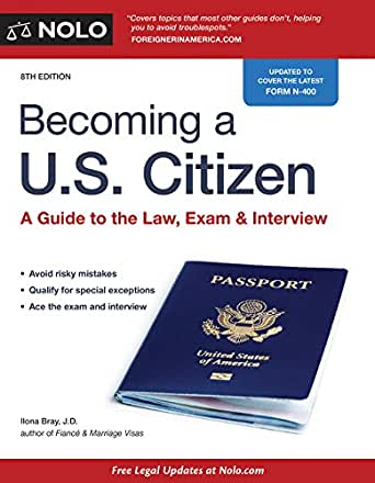 becoming a u s citizen a guide to the law exam interview rh amazon com kindle guided access kindle guide book