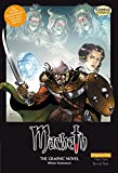img - for Macbeth: Original Text: The Graphic Novel (British English) book / textbook / text book